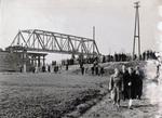 Kanalbrücke in Castrop-Rauxel