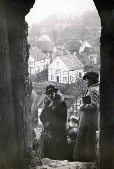 ausflug, Burg Blankenstein, Eingang, Hattingen, Häuser, Hüte, Schloss, Stein, Treppe