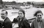 Schiffsfahrt auf dem Rhein