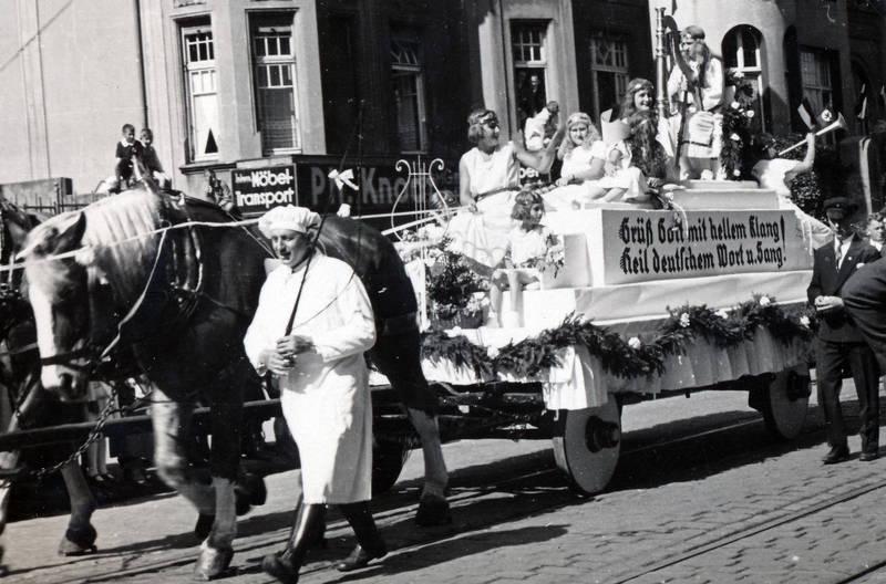engel, festumzug, Harfe, Hochzeit, Kutsche, möbel-transport, Pferd