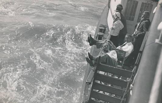 Schiffsfahrt in Boppard