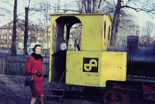 Kleiner Lokomotivführer
