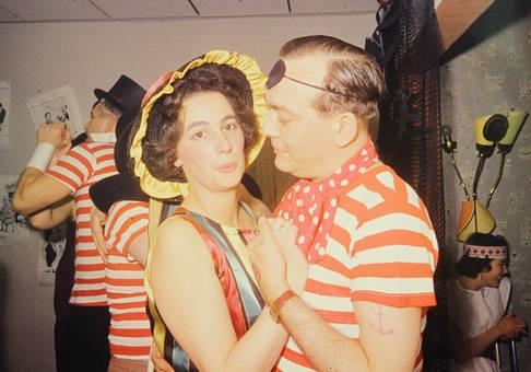 Der Seemann und sein Mädchen