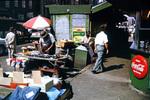 Straßenverkäufer Chicago