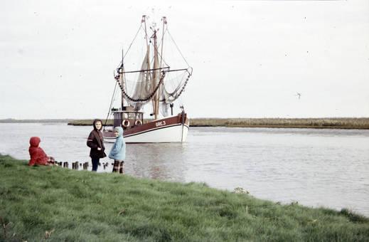 Schiffdurchfahrt