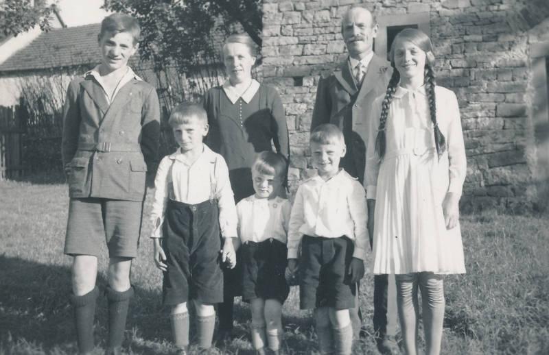 Familienbild, Familienleben, freizeit, garten, Kindheit