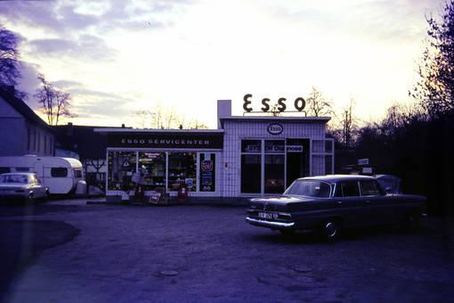 Tankstelle