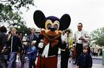 Winkende Mickeymaus