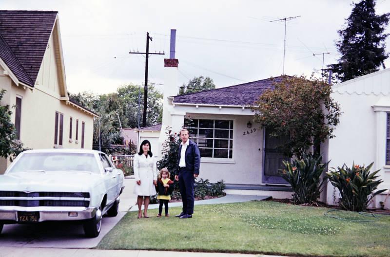 auto, familie, haus, KFZ, Kindheit, PKW