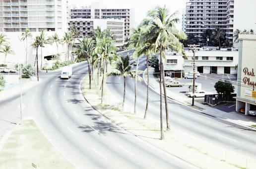 Große Straßen in Mumbai