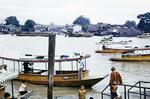 Boote in Bangkok