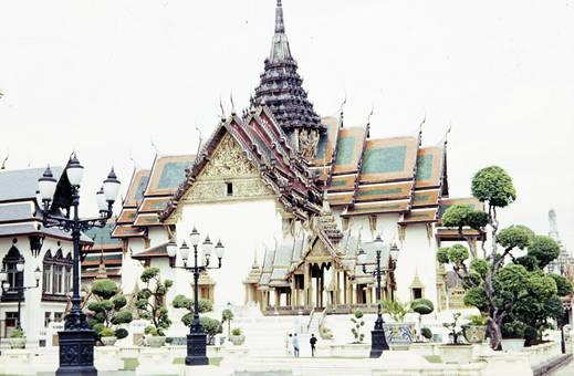Königstempel in Bangkok