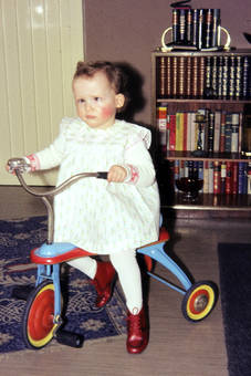 Mein Dreirad