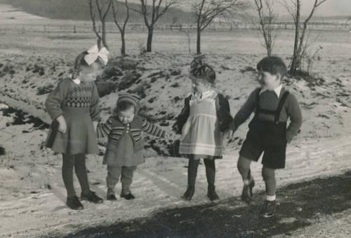 Kinderspaziergang
