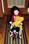 Dreirad mit Beifahrer