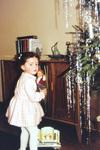 Puppen zu Weihnachten