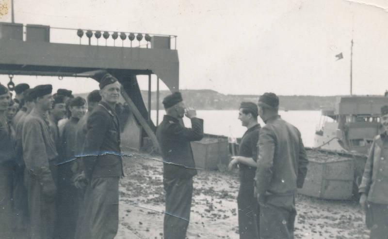 2.Weltkrieg, deck, Marine, Matrose, schiff, soldat, trinken, Uniform, zweiter weltkrieg