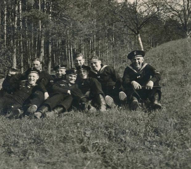 2.Weltkrieg, Kriegsmarine, Marine, Matrose, Uniform, zweiter weltkrieg