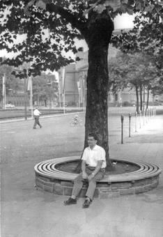 Vaters Selfie aus den 50ern