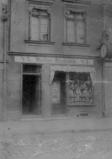 Bistrick, geschäft, Kalinigrad, Königsberg, schaufenster, uhr, Uhrenladen