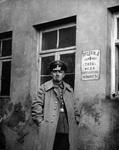 In preußischer Uniform