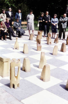 Großer Schachzug