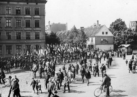 Preußische Parade