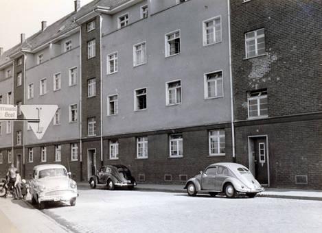 Roßbachstraße in Köln
