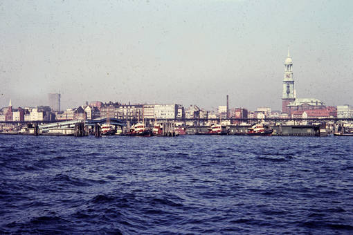 Barockkirche am Hafen