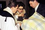 Versteckte Taufe