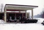 Tankstelle in Köln