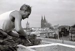 Arbeiter an Siegburger Straße
