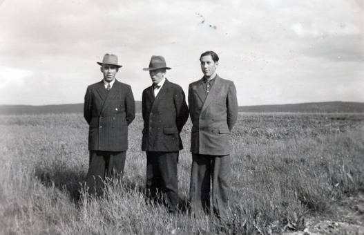 Vater, Onkel, Heinrich