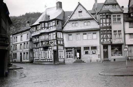Marktplatz in Adenau
