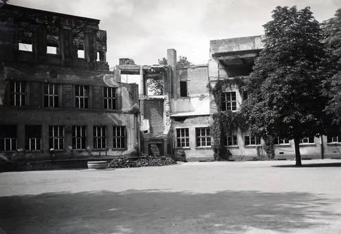 Deutzer Gymnasium, 1950