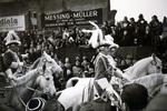Reiter auf dem Rosenmontagszug