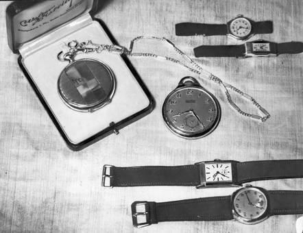 Uhren von Bistrick