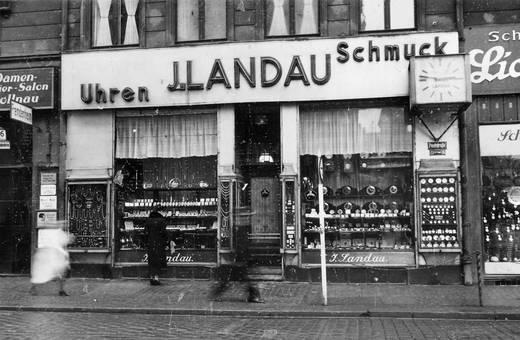 Bistrick kauft Landau