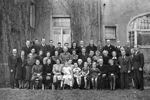 Die Familie Bistrick