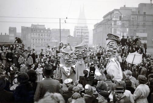 Kölner Karneval 1952