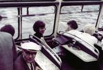 Bootsfahrt auf der Seine