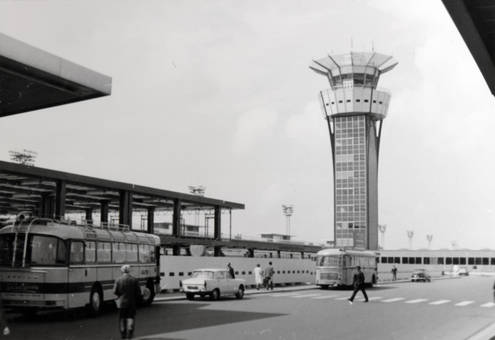 Flughafen Paris-Orly