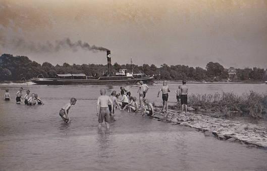 Rhein-Dampfschiff