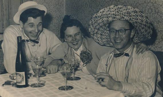 Karneval mit Hut
