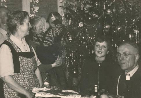 Weihnachten mit den Lieben