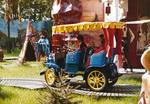 Fahrbetrieb bei Tivoli