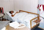 Kleines Bett