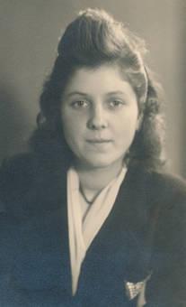 Porträt meiner Großmutter..