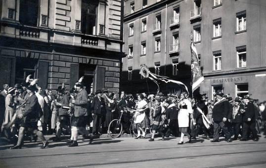Münchener Festzug