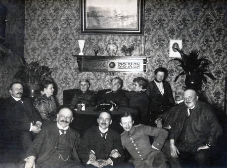 Wohnzimmergruppe